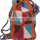 Wayuu Backpack-Capoterra BPB 02