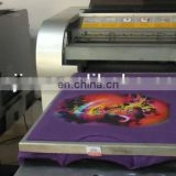 SLJET digital manual direct to t shirt t-shirt logo garment print printing machine for sale