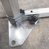 Folding Gazebo Ground Bar (Square Pole)