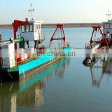 1100m3/h cutter suction dredger ship for sale