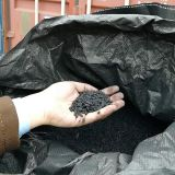 Pellet coal activated carbon for waste air treatment