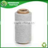 HB983 regenrated cotton cotton yarn open end blen fabric thick yarn for knitting carpet stocklot