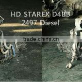 Hyundai Starex D4BB engine for used Korean car