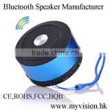 Private mold 3.0 audio subwoofer speaker good sound micro single bluetooth speaker with radio