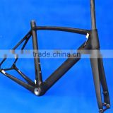 Full Carbon 3k Matt Matte Disc Brake Road Bike BB30 Frame Fork FLX-FR-320