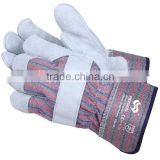 RS SAFETY All round economy rigger gloves in light heat and cut resistance and Industrial leather hand gloves