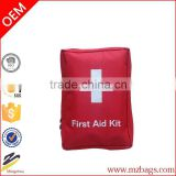 Wholesale home/car/factory/trauma medical first aid kit bag