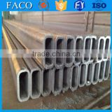 Tianjin square rectangular pipe ! hollow section steel bar mechanical properties st52 steel pipe