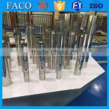 trade assurance supplier high quality 316ti ss pipe / tube 600grit stainless steel brush pipe