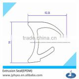 car door rubber seals/silicone strip/epdm window seals/car window rubber seals/silicon rubber seal