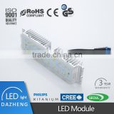 portable retrofit light 14 pcs smd 3535 led module 40w with 24v battery