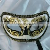 Half Face Venetian Flower Costumes Masquerade Party Prom Party Mask for Wholesale Bulk