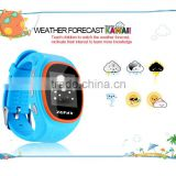 "1.22"" Color Screen 2G SIM Card Support S866 mtk6260 smartwatch kids sos gps smart watch with and without wifi"