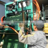 Hot efficeiency Rubber Sheet Cooling Production Line with water cooling /Batch off Cooler