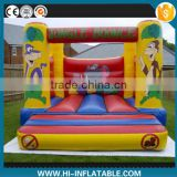 Used inflatable mini jumpers/inflatable bouncy castle for sale