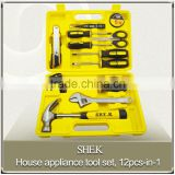 2015 newest house appliance repair tool sets telecommunication tool set box