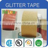 Colors water-proof washi glitter tape wholesale