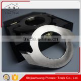 TCT finger joint cutters for woodworking finger jointer machines