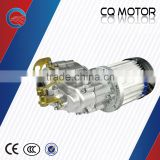 INquiry about Four Wheels Tricycle Rickshaw Two Speed Auto Gear Transmission Traction Drive Motor