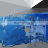 Corrugated Cardboard and plastic plate Automatic 1100 cutter and Creaser / die cut and crease machinery
