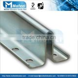 High quality Chinese elevator guide rail accessories TK5A TK3A elevator hollow guide rail
