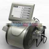 6-1 Cavitation Tripolar Multipolar Bipolar RF With Vacuum