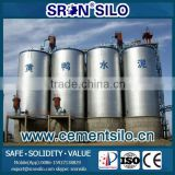 Fly Ash Storage Silo for Sale with Bucket Elevator, Dedust Collector, Pneumatic Conveying,Discharging System