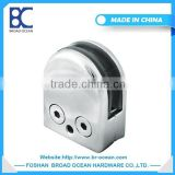 safe glass fittings/stainless steel glass fittings/stainless steel balcony glass railing fitting