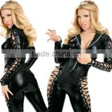 2012 lady newest catsuit spandex