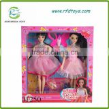 Hot sale fashion princess beauty baby doll girl games