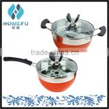 new products 2015 innovative products of induction stainless steel cooking pots and pans sets                                                                         Quality Choice