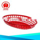 Plastic Oval Fast Food Basket injection mould OEM producer