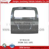 Replacement Steel Tailgate For NV200 Car Auto Body Parts