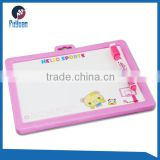 kids drawing whiteboard with dry erase magnetic board