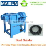 steel wire and tyre ring separator