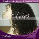 top quality 100% brazilian full lace wigs new design silk top full lace wig with baby hair
