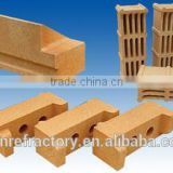 high intensity coke oven used refractory clay brick