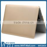 "Matte Case for Macbook Air Gold Case for Macbook Air 11"" Plastic Hard Cover New Fashion Wholesale"