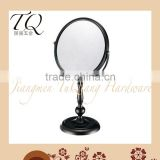 9 inch Large glass standing antique mirror tiles