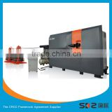 5-12mm CNC automatic rebar Stirrup Bender Machine for deformed reinforcing steel coil form