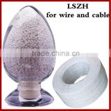 Extruding plastic extrude type automative wire compound using for power cable insulation