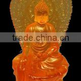 female buddha/lighted buddha/buddha