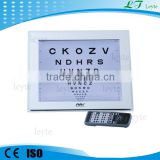 FCP-08A LCD eye chart projector