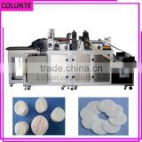 authorized automatic cosmetic cotton sanitary pads packing machine