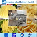 high quality fresh potato chips making machine/french frying machine with ISO