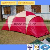 Quality hot selling camping family 3 room tent