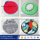 Premium quality and most popular cotton round beach towel                                                                         Quality Choice