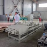 Wood pallet leg machine Factory direct sell wood sawdust block making machine for pallet feet