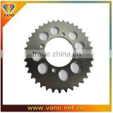 Wave125 45# steel motorcycle chain and sprocket set                                                                         Quality Choice