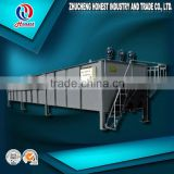 Factory price CAF Cavitation Air Flotation machine/waste water equipment/Oil-water separation